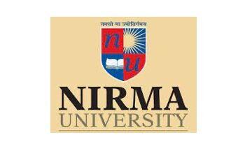 Faculty Position-Nirma University-research tweet