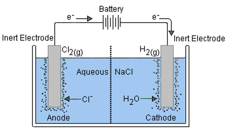 electrochemical cell, 3 electrochemical cell diagram, what is electrochemical cell, electrochemical, Cell